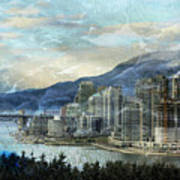 Vancouver-1 Art Print