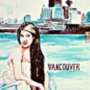 Vancouver 2009 Art Print