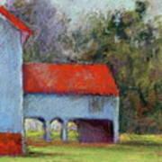 Vanderbilt Park Art Print