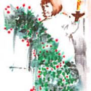 Vanessa IIi Art Print
