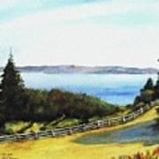 Vashon Island Art Print