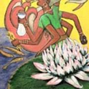 Vasudhara Art Print