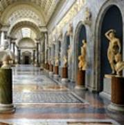 Vatican Museums Interiors Art Print by Stefano Senise