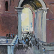 Vatican Art Print
