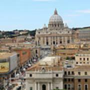 Vatican Rome Art Print