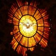 Vatican Window Art Print