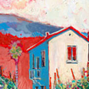 Vecchio Casa Art Print