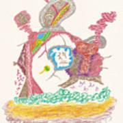 Vedauwoo Shaman Art Print