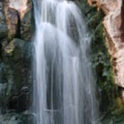 Vegas Waterfall Art Print