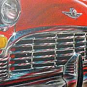 Vehicle- Grill Art Print