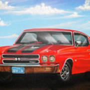 Vehicle- Nova Art Print