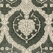 Velvet Hangings, 16th Century Art Print
