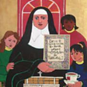Ven. Catherine Mcauley - Mmvcm Art Print