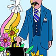 Ven. Jose Gregorio Hernandez - Mmvjh Art Print
