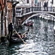 Venetian Bypass Art Print