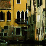Venetian Gold Art Print