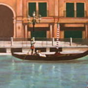 Venetian Number Two Art Print