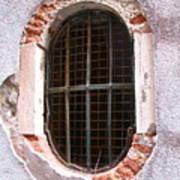 Venetian Window Print by Italian Art