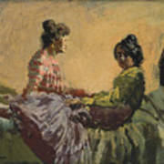 Venetian Women Art Print