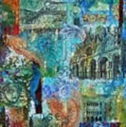 Venezia 1 Art Print