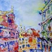 Venice 6-28-15 Art Print