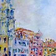 Venice 6-29-15 Art Print