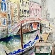 Venice-7-15 Art Print