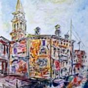 Venice 7-3-15 Art Print