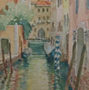 Venice Afternoon Art Print