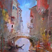 Venice Impression Art Print