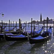 Venice Is A Magical Place Art Print