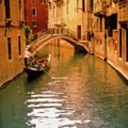 Venice ,italy. Art Print