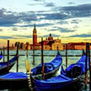 Venice Landmark Art Print