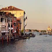 Venice Lover Art Print