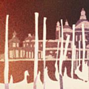 Venice Reversed Art Print