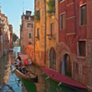 Venice Sentimental Journey Art Print