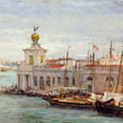 Venice Print by Sir Samuel Luke Fields