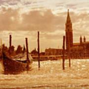 Venice V Art Print