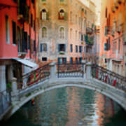 Venice Visions Art Print