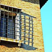 Venice Window Art Print