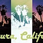 Ventura, California Art Print