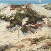 Ventura Dunes I Art Print