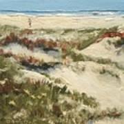 Ventura Dunes II Art Print