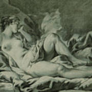 Venus Sleeping Art Print