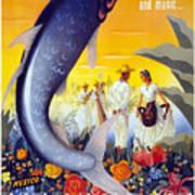 Veracruz  Art Print