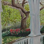Veranda Art Print