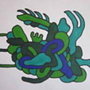 Verdi 2010 Art Print