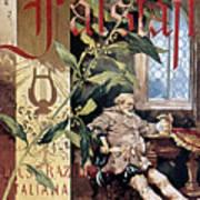 Verdi E Il Falstaff Art Print