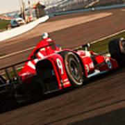 Verizon Indycar Series - 3 Art Print