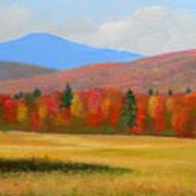 Vermont Haven Art Print